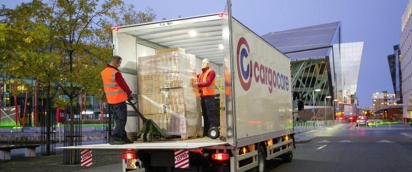 Unloading Truck 2 v1