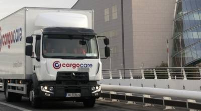 specialist delivery services cargocare